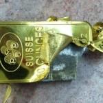 Где ваши монетки с вольфрамом вместо золота?